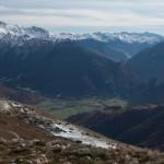 Faille Nord Pyrénéenne à Bedous en Vallée d'Aspe