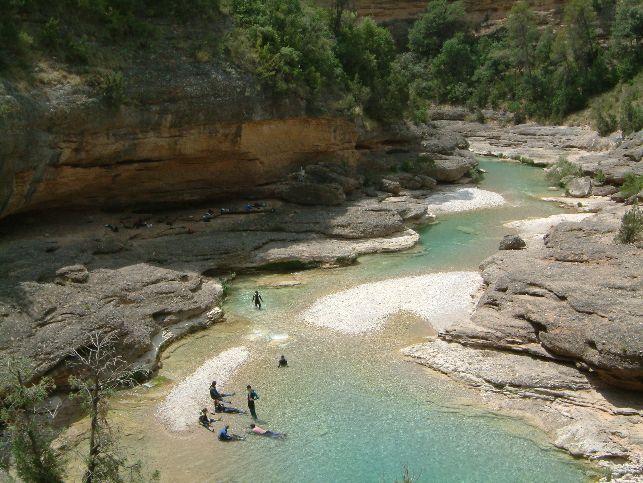 Destination à découvrir : la sierra de Guara.