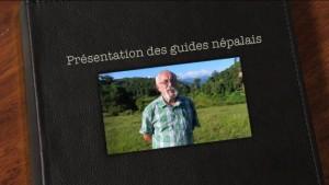 Vidéo : formation des guides népalais de la Balaguère