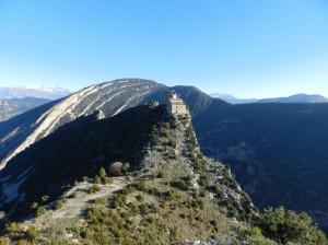 Sentier d'Emilie en Aragon