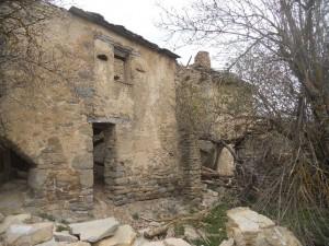 Village abadonné d'Otin