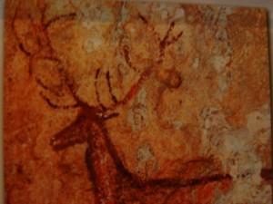 Le cerf néolithique de Chimiachas