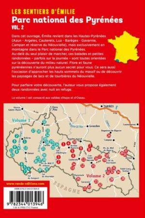 Les sentiers d'Émilie dans le Parc National des Pyrénées vol 2