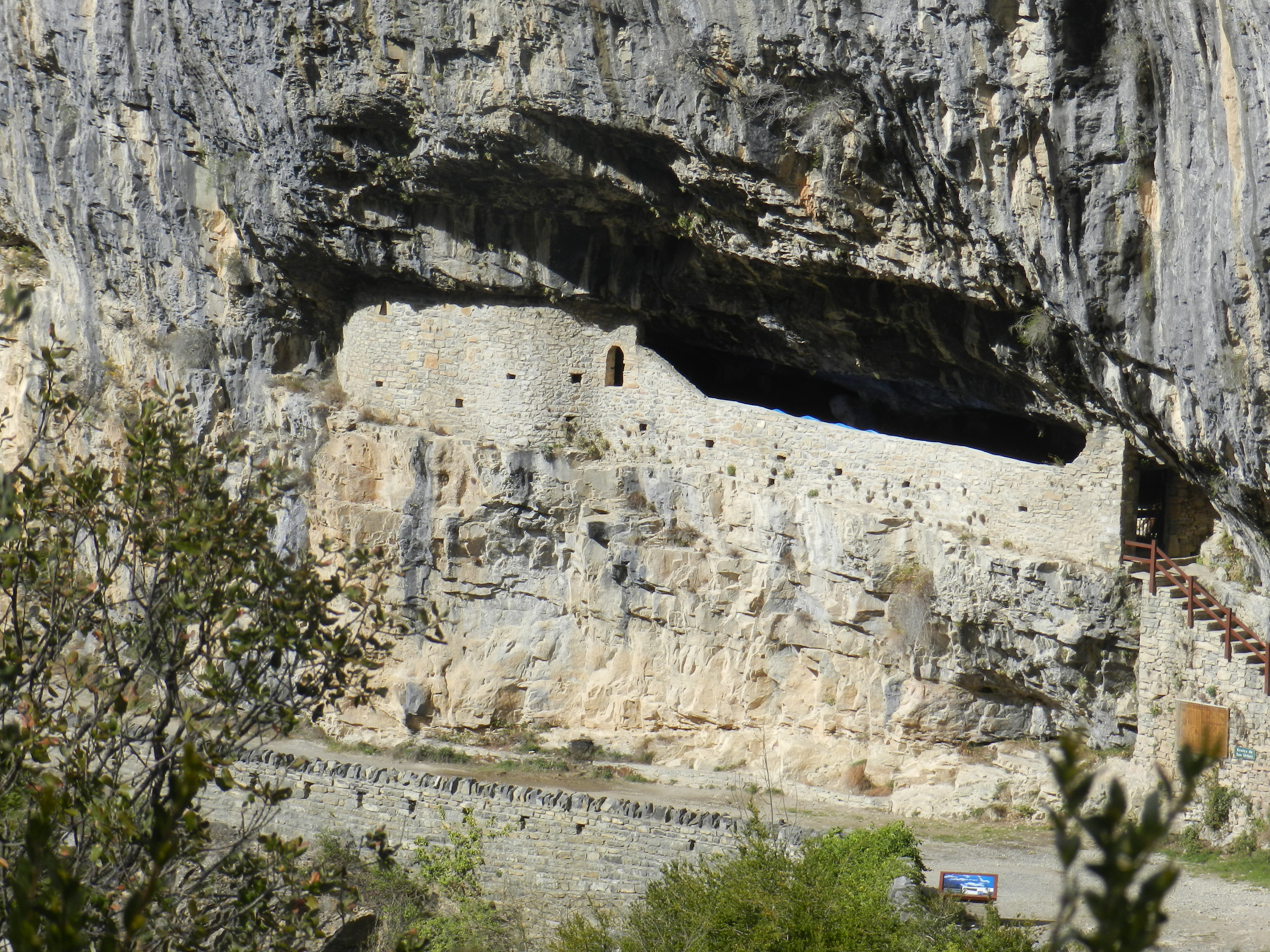 1° Mai Roméria de San Urbez à Anisclo (Niscle) prés de Buerba et Vió.