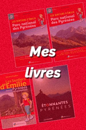 Livres sur les Pyrénées