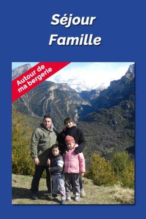 Séjour famille