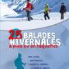 couverture de 25 balades hivernales à pied ou en raquettes